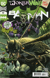Batman #97 (2020) DC   Joker War   Guillem March Cover   Fantastic FREE SHIP