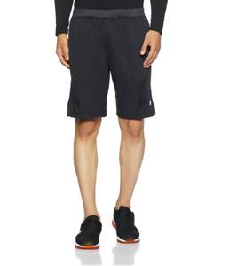 Asics Men's Fitness Shorts D1 Power 10 Inch Shorts - Black - New