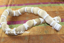 250 g Mongolian Horse Hair White Horse Tail Hair in bulk Violin Bow hair