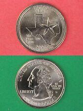 2004 D Texas State Quarter BU