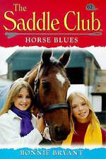 Horse Blues (Saddle Club), Bryant, Bonnie, Used; Very Good Book