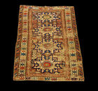 Vintage Tappeto Carpet Tapis Teppich Alfombra Rug Shirvan Antico CM 148x97