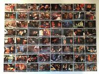Star Trek DS9 Deep Space Nine Memories Skybox Complete 100 Trading Card Set 1999
