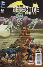 DETECTIVE COMICS #49 RARE NEAL ADAMS VARIANT NM HARLEY QUINN BATMAN JOKER DC