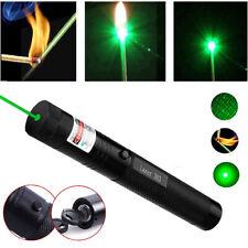 More details for military 532nm 303 green laser pointer pen beam charger < 1mw uk seller