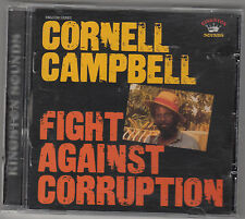 CORNELL CAMPBELL - fight against corruption CD