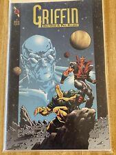 Griffin #1 by Dan Vado Phil Allora (1997, Slave Labor Graphics)