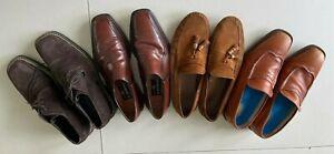 Gucci Bruno Magli A Testoni Maraolo Lot 6 pairs