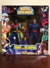 Bishop Vs. Mr. Sinister Marvel Super Heroes X-Men Super Nova Dark Phoenix Movie