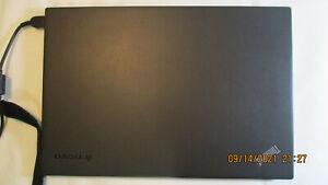 AR-Lenovo ThinkPad T450S i5-5300U 8 GB memory 1TB HDD Dual Batteries