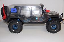 1:10 Scale RC4WD High Lift Jack Rear Bumper Mount Axial SCX10 Wraith
