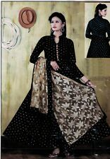 Ethnic Anarkali Salwar Kameez Indian Pakistani  Designer Suit Bollywood Dress