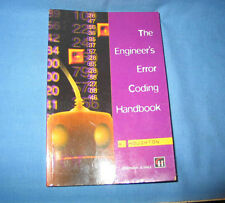 PAPERBACK The Engineer's Error Coding Handbook A. Houghton - FREE SHIPPING