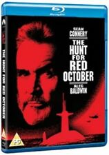 The Hunt for Red October BLURAY 1990 Region DVD