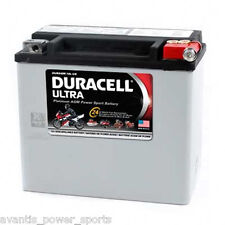 BATTERY  DURAGM-14L-US (Xtreme 2), ATV-Scooter-MC Made in USA-2 Yr Warr