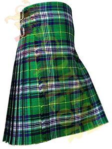 2021 SALE Scottish clan jones welsh Tartan kilt Regular & Custom Size Kilts