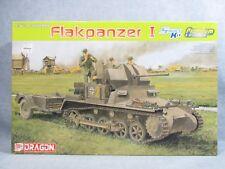 DRAGON model kit 6577 - Open Box - Flakpanzer I -  1:35 scale