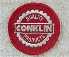 Quality Conklin Products, Agriculture-Animal-Farm, Oil PATCH