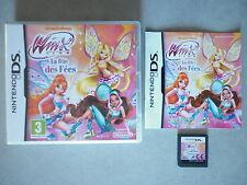 Winx Club La Fête Des Fées Jeu Vidéo Nintendo DS