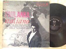 Paul Anka – Italiano Etichetta: RCA Victor – LPM 10130 - LP
