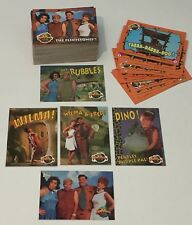 The Flintstones Movie 88 Base Set + Promo Card + 11 Stickers + 4 Flint-Foil Card