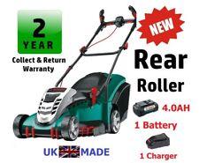 savers Bosch Rotak 43 Li Ergoflex Cordless Lawnmower 06008A4572 3165140816724