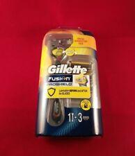 Gillette Fusion5 Proshield Razor Plus 9 Blade Refills