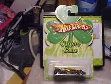 Hot Wheels Clover Cars Carbide