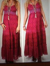 Odd Molly Dress Kleid Maxikleid Ibiza Boho Blogger 1 S 36 38 Sommer