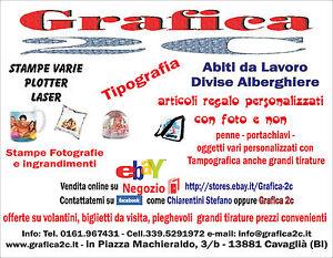 1000 volantino a5 (21x14,5cm) a colori fronte/retro carta 135g
