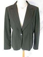 Gorgeous Sz 16 Portmans Designer Corporate Pin Stripe Jacket