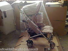 New Rain cover Raincover for pram buggy I'COO  ICOO Spirit HAUCK etc.
