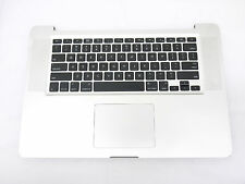 "Grade A Keyboard Top Case Trackpad Touchpad for Apple Macbook Pro 15"" A1286 2009"