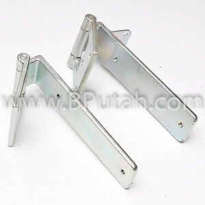 Land Rover Discovery 2 1 II I Tailgate Tail Gate Door Hinges Rear Cargo Trunk