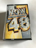 Now That's What I Call Music Vol 48 / 2001 Cassette Tape / Tested