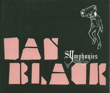 DAN BLACK - SYMPHONIES 2009 UK PROMO CD SINGLE