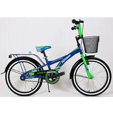 """20RACE-BLU-B Kinderfahrrad 20"""" Zoll Kinderrad Kinder Fahrrad Rad Bike Spielrad"""