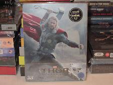 Kimchidvd Exclusive: Thor 2 Dark World Steelbook 3D 1/4slip Bluray 188/300 OOP!