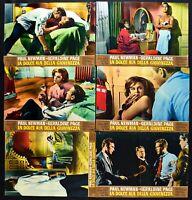 Fotobusta Süßes Flügel Der Jugend Paul Newman Geraldine Page Knight R95