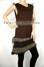 Stretch Tunic, Kaftan Size Petite for Women