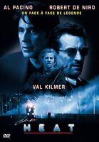 Heat DVD NEUF SOUS BLISTER Al Pacino, Robert De Niro, Val Kilmer
