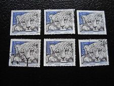 SUEDE - timbre yvert et tellier n° 1971 x6 obl (A29) stamp sweden