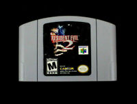 Resident Evil 2 - Nintendo 64 Video Game Cartridge for N64 Console US Version