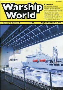 Warship World Volume 17 Number 6 September/October 2021