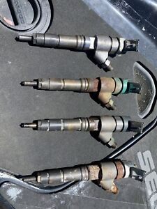 Volvo Penta Injector 23126517 came off D6 370-DD running engine. Sold for parts