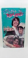 Babes In TOYLAND (1986) VHS TAPE Keanu Reeves DREW BARRYMORE