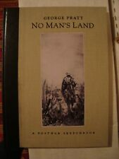 George Pratt No Man's Land Postwar Sketchbook S&N HC #126/500