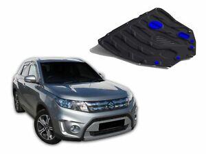 Protection sous moteur ACIER pour SUZUKI VITARA depuis 2015 + AGARFE