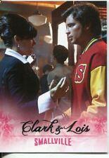 Smallville Seasons 7-10 Lois & Clarke Chase Card LC8