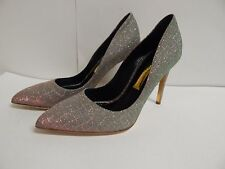 Rupert Sanderson Malory Pointed Toe High Heel Pumps 37.5 US 7.5 M  New W/out Box
